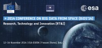 2014 Big Data from Space
