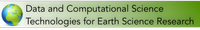 Data and Computational Science Technologies for Earth Science Research - IEEE Big Data Conference